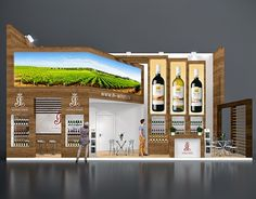 """Check out new work on my @Behance portfolio: """"Exhibition stand design"""" http://be.net/gallery/32746019/Exhibition-stand-design"""