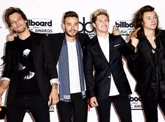 One Direction BBMAs 2015