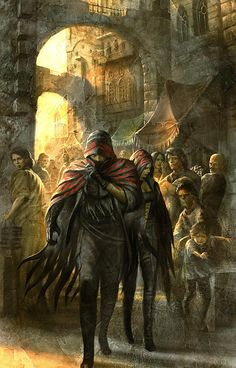Video Game Art - Soul Sacrifice artwork