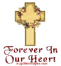 FOREVER IN OUR HEART Miss You Dad, Christian Prayers, Always On My Mind, Religious Quotes, 13 Year Olds, Chandelier, Ceiling Lights, Crosses, Gifs