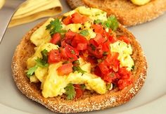 Mother's Day Brunch Idea: Tex-Mex Egg Muffin