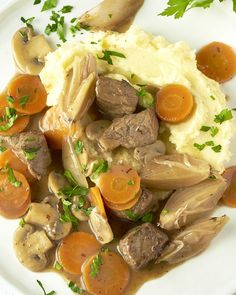 Pot Roast, Main Dishes, Food And Drink, Favorite Recipes, Lunch, Fish, Meat, Ethnic Recipes, Restaurant