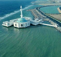 Floating Mosque, Jeddah