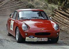 1961 Abarth Monomille Coupe.