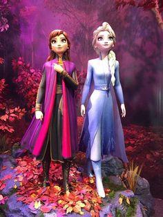 Anna Olaf /& Sven Disney Frozen à Bille Stylos Lot de 4 Elsa