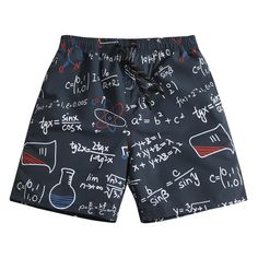 207acbca74f9d Patterned Shorts, Swim Trunks, Printed Shorts, Swimsuit, Tie Dye Shorts