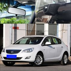 For Buick Excelle XT Car wifi DVR Auto Driving Video Recorder front camera G-sensor Night Vision car black box DashCam