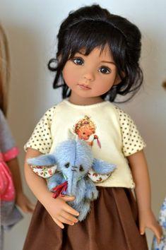 Reborn Toddler Dolls, Newborn Baby Dolls, Child Doll, Girl Dolls, Pretty Dolls, Cute Dolls, Beautiful Dolls, Stuffed Elephant, Doll Face Paint