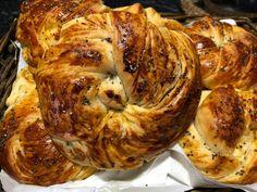 Bagel, Pork, Turkey, Bread, Salads, Kale Stir Fry, Turkey Country, Brot, Baking