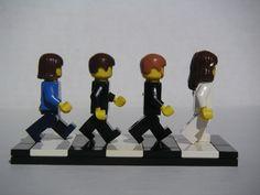 Abbey Road Legos