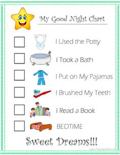 Free Daily Child Routine Chart Printables - The Kreative Life Toddler Routine Chart, Toddler Reward Chart, Toddler Chart, Chore Chart For Toddlers, Charts For Kids, Bedtime Routine Printable, Bedtime Chart, Bedtime Routine Chart, Daily Routine Chart