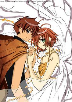 Tsubasa Chronicles: United by Ksukira.deviantart.com on @deviantART
