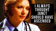 that would have made my day...she could come back like daniel...while we're ascending doctors can we get beckett in here?