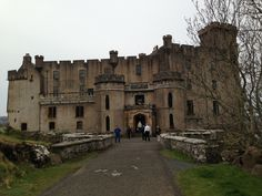Dunvegan Castle & Gardens in Dunvegan