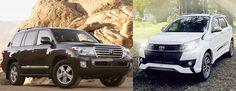 Daftar Harga Mobil SUV Toyota Terbaru Juli 2016