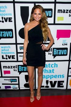 Another killer LBD from the real legend, Chrissy Teigen.