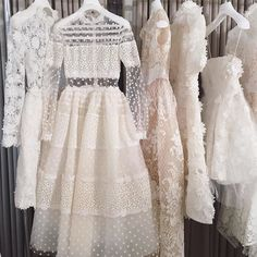 Wedding Vibes!  #costarellos #bridal #weddingdress #polkadots #bride