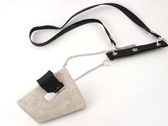 Silver and leather trapezoid long necklace long geometric necklace Minimalist Jewelry concrete pendant Contemporary concrete jewelry. geometric jewelry concrete jewelry minimalist jewelry contemporary jewelry geometric necklace trapezoid necklace geometric pendant square necklace rectangle necklace long necklace leather necklace black necklace long silver necklace 53.00 USD #goriani
