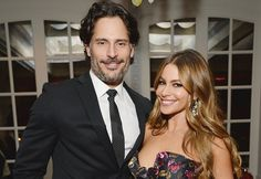 Pin for Later: The 10 Sexiest Celebrity Couples of 2014 Joe Manganiello and Sofia Vergara