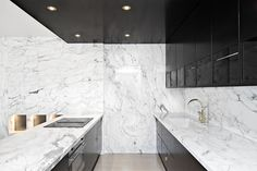 Olympic Tower Residence, NY - kitchen