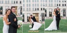 Kelli & Ian // Fort Wayne Wedding - Dustin and Corynn Wedding Photography - Indianapolis Photographers