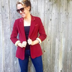 Pants Fitting Adjustments: Best Tips for Pants Fitting the Sasha Trousers Blazer Pattern, Workout Pants, Dressmaking, Fun Projects, Trousers, Jeans, Patterns, Stylish, My Love