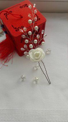 Flower Wedding hair pinshair vinepins Bridal hair pins
