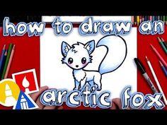 How To Draw A Cartoon Penguin - YouTube