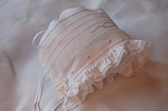 Old Fashioned Baby bonnet pattern.