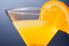Add a Little OJ to the Mix in the Bronx Cocktail