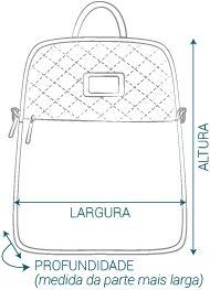 Mochila Feminina de Couro fabricada de forma artesanal. Modelo exclusivo! Venha conhecer agora mesmo essa mochila feminina que será super prática pra você!