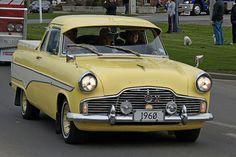 1960 Ford Zephyr Ute