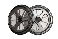 INTELLIWHEELS EASY PUSH two-gear wheelchair wheel @ abledata.com