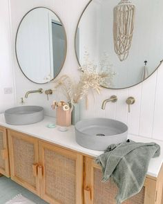 There's no better time to style your dream bathroom. Buy one get one FREE when you shop our Luxe Bath range. Hurry, offer for a limited time only. Bad Inspiration, Bathroom Inspiration, Home Decor Inspiration, Bathroom Inspo, Peach Bathroom, Bathroom Ideas, Interior Desing, Bathroom Interior Design, Laundry In Bathroom
