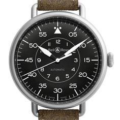 La Cote des Montres : La Cote des Montres : Prix du neuf et tarif de la montre Bell & Ross - Collection Vintage - WW1 - WW1-92 Military