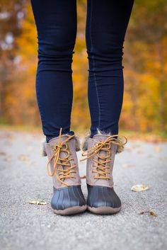 duckboots, bean boots, duck boots, whitewater boots // grace wainwright from a southern drawl