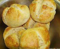 Rezept Quarkbrötchen - ohne Hefe von BackFee.sw - Rezept der Kategorie Brot & Brötchen