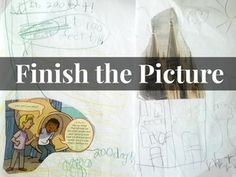 Finish the Picture activity for General Conference