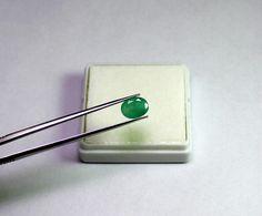(sku no: kge1.93ct2) Natural Green Emerald 1.93ct