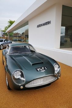 Aston Martin DB4GT Zagato Sanction II