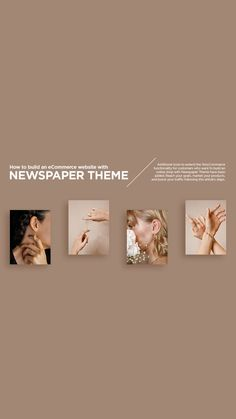 Newspaper is the best selling news theme of all time and counts more than 110,000 worldwide sales. Recently, a new theme update was launched, presenting additional tools to extend the WooCommerce functionality for customers who want to build a blog, news, or magazine website that also has the possibility to create a shop component. In this article, we'll show you the steps you need to follow and how to build an eCommerce website with the Newspaper theme. #Newspaper #Newspaper11 #WordPress Magazine Website, Build A Blog, New Theme, Newspaper, Ecommerce, All About Time, Wordpress, Building, Posts
