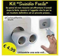 "kit ""suicidio facile""."