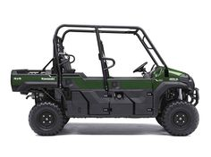 New 2016 Kawasaki Mule Pro-FXT™ EPS ATVs For Sale in Georgia. In addition to the strength and power of the Mule Pro-FXT™ side X side, the EPS version has electric power steering that self-adjusts to deliver steering assistance based on speed. Versatile three- to six-passenger Trans Cab™ Powerful 812cc three-cylinder, liquid-cooled, fuel-injected (DFI®) engine Continuously Variable Transmission (CVT) w/ HI/LO range and reverse Up to 2,000 lbs. of towing capacity and 1,000-lbs. hauling…