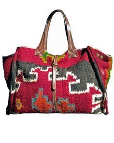 Make: like an old carpet bag