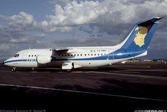 British Aerospace BAe-146-200 (Aviacsa)