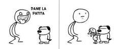 Uno de #Cukis    : ))  #Chistes #Humor #Animales