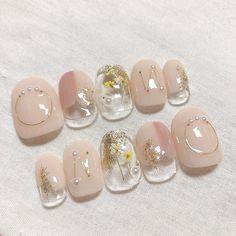 Pin on TwandaDesjard Pin on TwandaDesjard Diy Nails Cute, Cute Nail Art, Cute Acrylic Nails, Pastel Nails, Korean Nail Art, Korean Nails, Japanese Nail Design, Japanese Nails, Stylish Nails