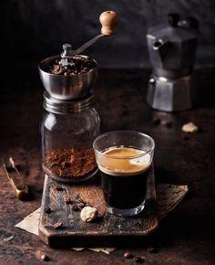 ~ Autumn ~ Fresh Ground Espresso