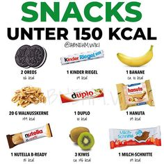 Verbiete Dir Nichts Hier Sind 9 Leckere Snacks Mit Weniger Als