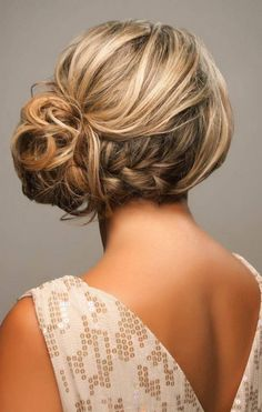 Easy And Quick Work Hairstyles For Medium Hair20